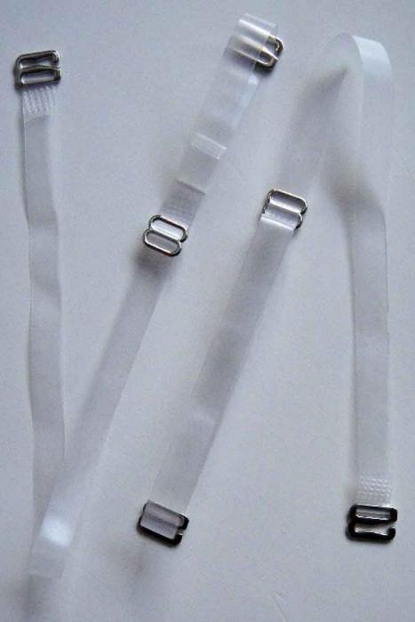 Silikonové popruhy s kovovým hrotem pro Bras