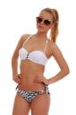 Bikini Set push up Balconette & plavek 1785
