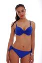 Bikini set Čelní tvrdě pohár a stuhy tie boční dna 1185
