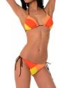 Bikini Set měkké trojúhelníkové a tenké kravatu plavek 1157