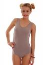 Bavlněné dámské kombinézu vesta Bikini Styl 1365