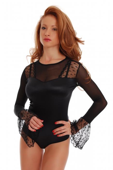 Super Sexy Womens kombinézu Thong styl 1471