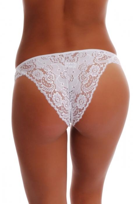 Elegantní Brazilský Style Kalhotky Lace 1403