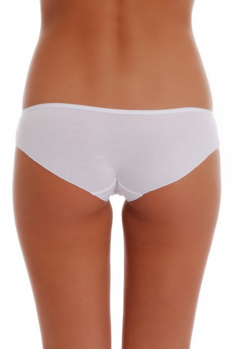 Bavlněné Mělké Bikini Style Kalhotky 1225