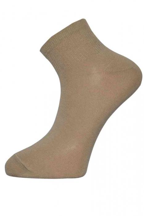 Dámské bavlněné ponožky krátké ulita