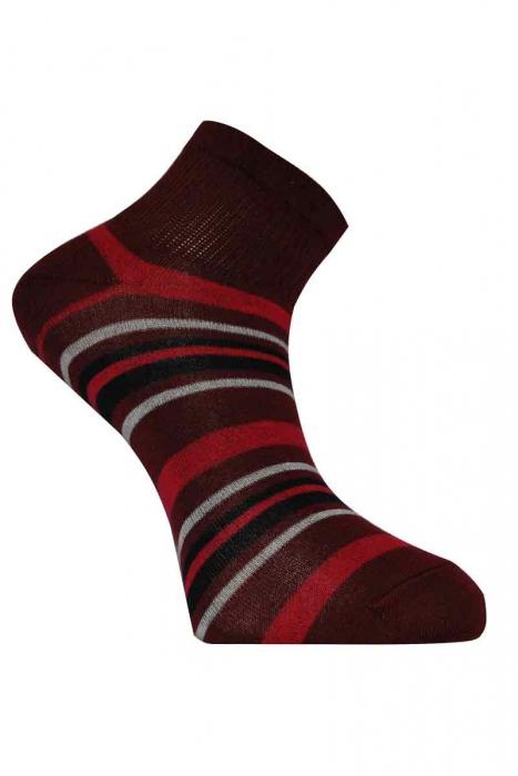 Dámské krátké ulita bambusové ponožky