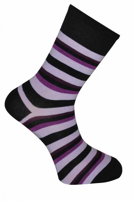 Dámské klasické bambusové ponožky