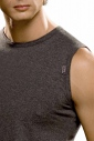 Pánské triko bez rukávů Cotton Lycra Lord 280