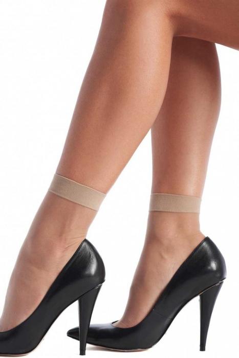 Ženy ponožky s lycra 20 dní