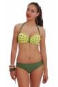 Bikini Set push up Balconette & plavek 1735