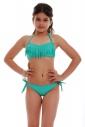 Junior Bikini Plavky bando Makramé dna stuhy svázat strana 1116