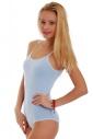 Dámská kombinézu Thin Strap Vest Bikini Styl 1360
