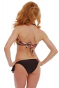 Bikini Set push up Balconette & plavek 1785