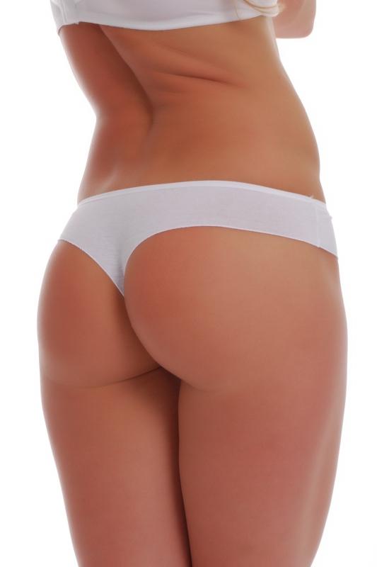 Bavlněné kalhotky boyshorts Tanga Style 1061