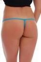 Bavlna Kalhotky G-string styl s Srip Back 1016