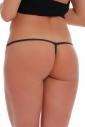 Bavlna G-string styl Kalhotky s Srip Back 1105