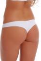 Sexy mikrovlákna Lace brazilské Thong Kalhotky 084