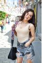 Bavlna Dámské kombinézu vesta Bikini Styl 1365
